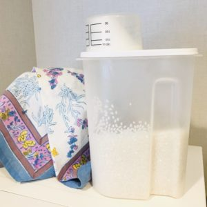 無印良品 冷蔵庫用 米保存容器
