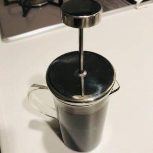 メリタ フレンチプレス 水出しコーヒー3
