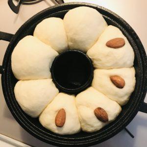 米粉入りパン