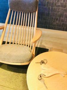 柏木木工 椅子